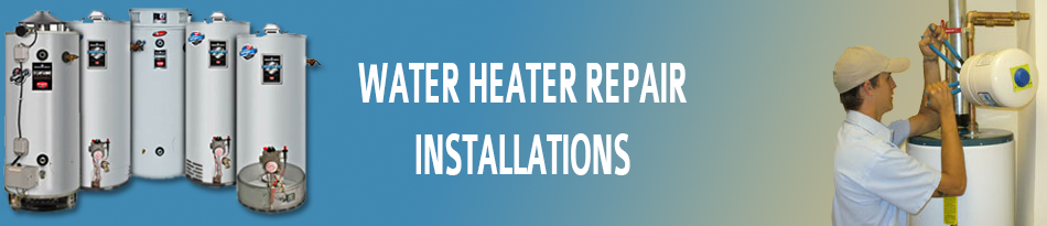 Pasadena, California water heater installation